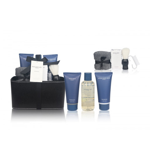 Body,face and nail spa set...