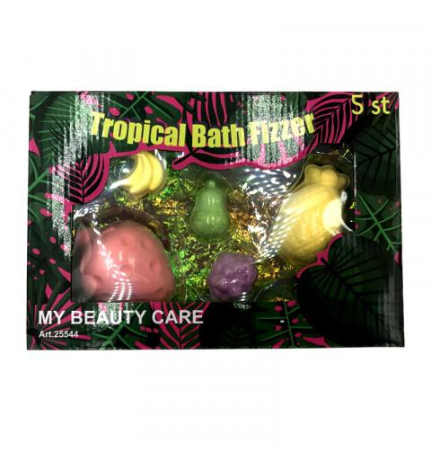 Badfizzer set frukt