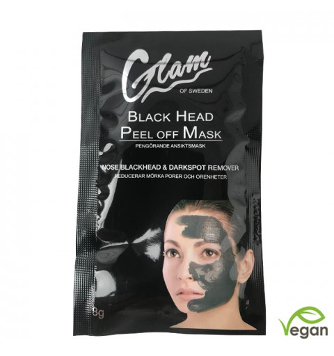 Mask Black head peel off...