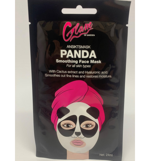 Ansiktsmask Panda