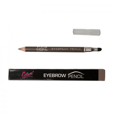 Ögonbrynspenna medium brun