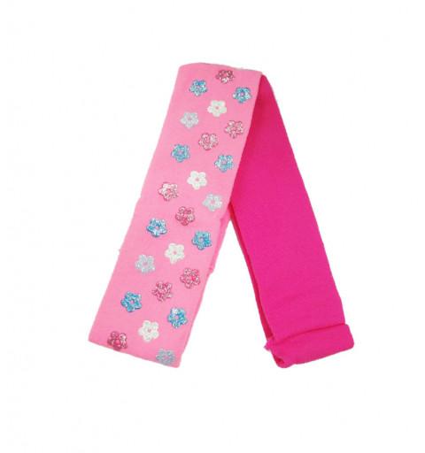 Barn hårband i rosa med...