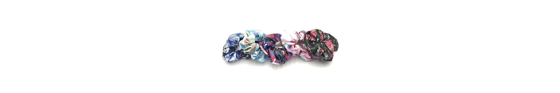 Scrunchies till håret | stort utbud online | Mybeautycare.se